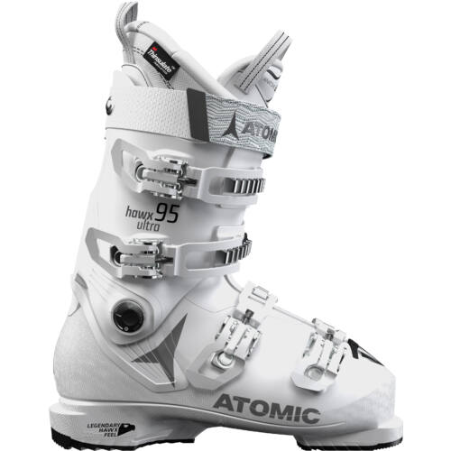 ATOMIC Hawx Ultra 95 W White/Grey női sícipő 18/19