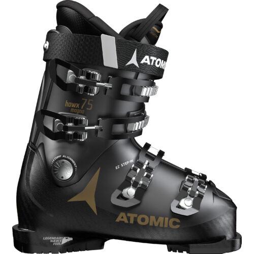 ATOMIC Hawx Magna 75 W Black/ Gold női sícipő 19/20
