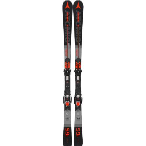 ATOMIC Redster S9i Black + X12 TL síléc kötéssel 19/20