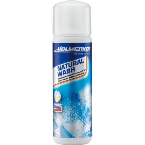 HOLMENKOL Natural Wash 250ml mosószer