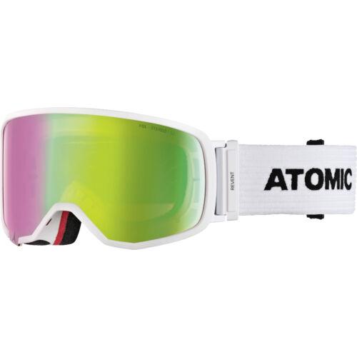 ATOMIC Revent S FDL Stereo White női síszemüveg 17/18