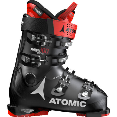 ATOMIC Magna 100 Black/Red sícipő 19/20