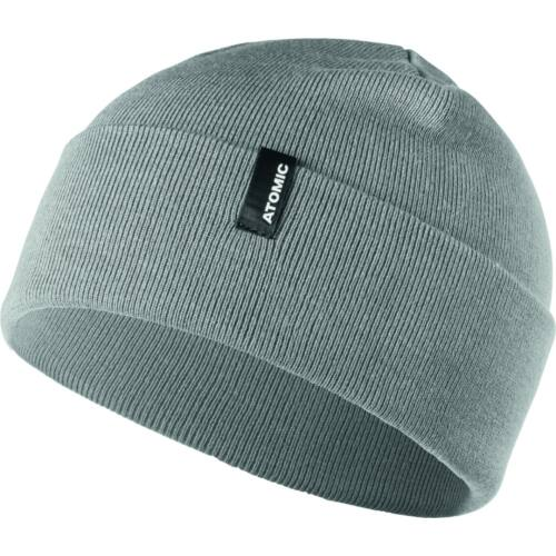 ATOMIC Rolled Cuff Beanie Dark Grey sapka