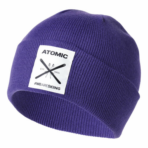 ATOMIC Alps Youth Beanie Deep Blue junior sapka