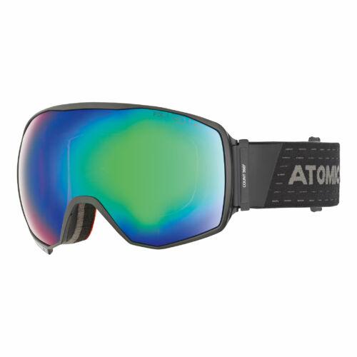 ATOMIC Count 360° HD Black síszemüveg 19/20