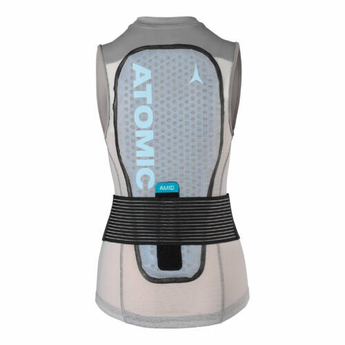 ATOMIC Live Shield Vest Amid W Grey női protektor 18/19