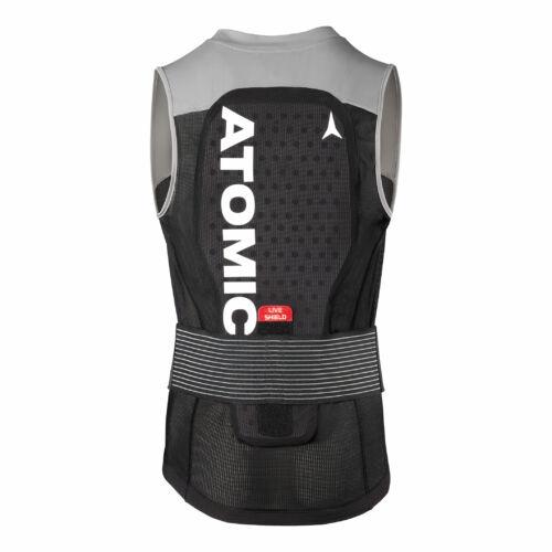 ATOMIC Live Shield Vest M Black Grey protektor 18/19