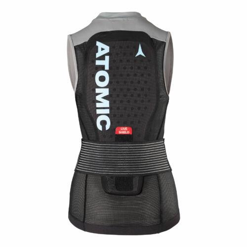 ATOMIC Live Shield Vest W Black/ Grey női protektor 18/19