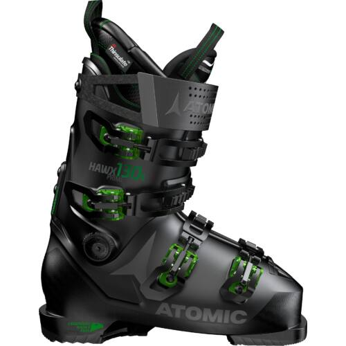 ATOMIC Hawx Prime 130 S Black/ Green sícipő 19/20