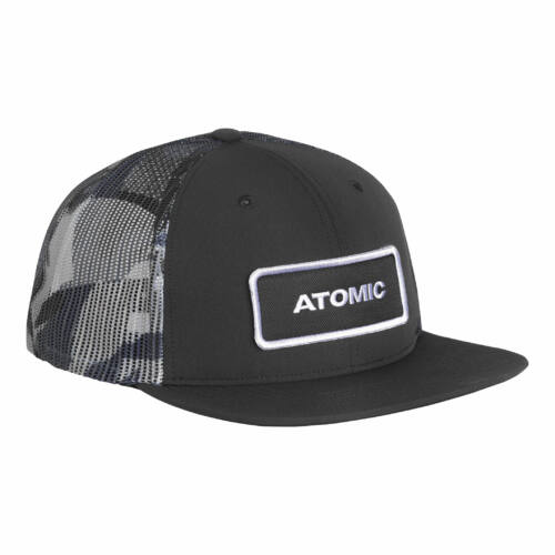 ATOMIC Alps Trucker Cap Black