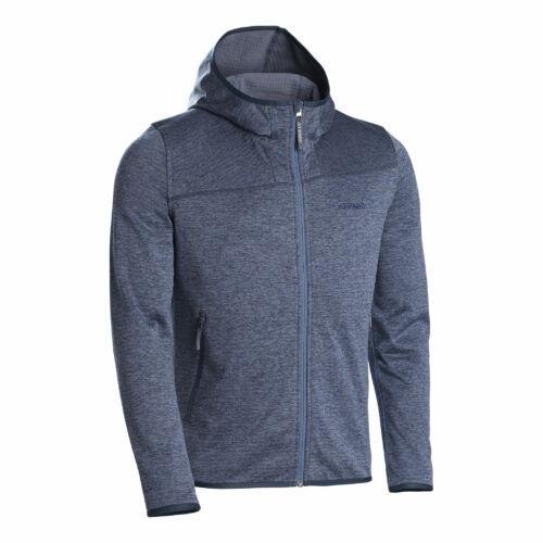ATOMIC M Microfleece Hoodie Ombre Blue férfi pulóver