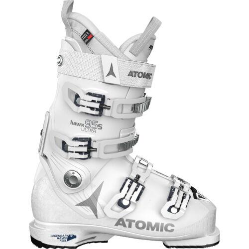 ATOMIC Hawx Ultra 95S W Wht/Silver/D.Blue női sícipő 20/21