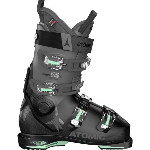 ATOMIC Hawx Ultra 95S W Blk./Anthracit/Mint női sícipő 20/21