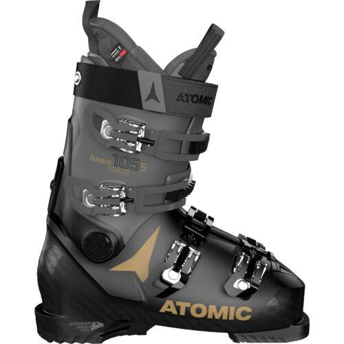 ATOMIC Hawx Prime 105S W Black/Anth./Gold női sícipő 20/21