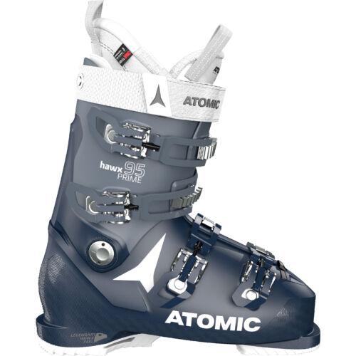 ATOMIC Hawx Prime 95 W  Dark Blue/ Denim Blue női sícipő 20/21
