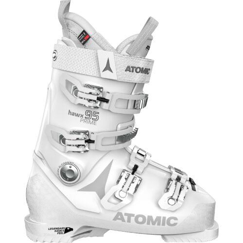 ATOMIC Hawx Prime 95 W White/Silver női sícipő 20/21