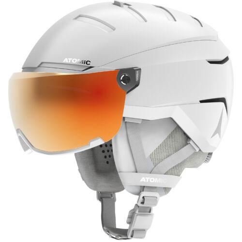 ATOMIC Savor Visor GT HD Plus White bukósisak 20/21