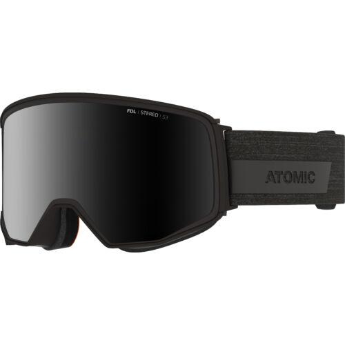 ATOMIC Four Q Stereo Black síszemüveg 20/21