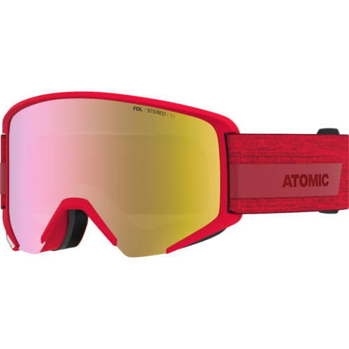 ATOMIC Savor Big Stereo Red síszemüveg 20/21