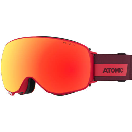 ATOMIC Revent Q HD Red síszemüveg 20/21