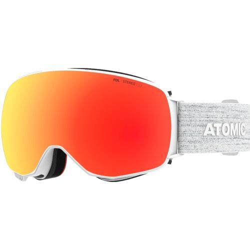 ATOMIC Revent Q Stereo White síszemüveg 20/21
