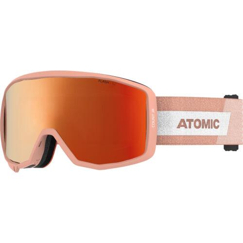 ATOMIC Count Cylindrical Peach junior síszemüveg