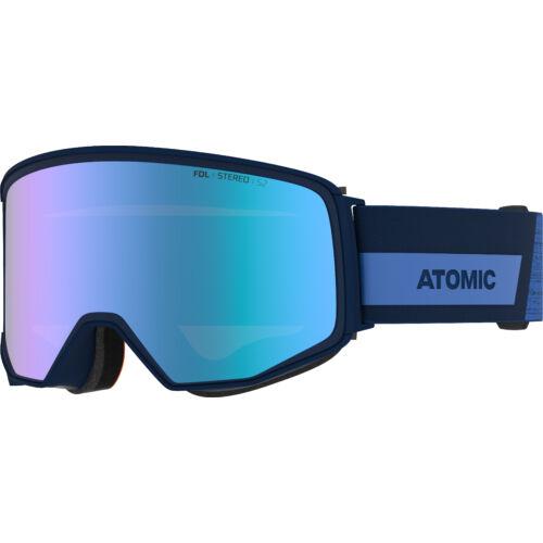 ATOMIC Four Q Stereo Blue síszemüveg 20/21