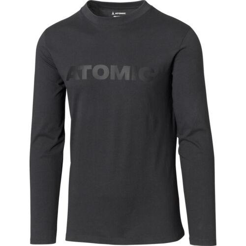 ATOMIC Alps LS T-Shirt Anthracite férfi póló 20/21