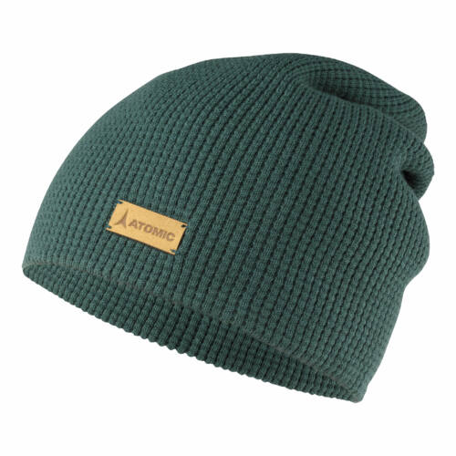 ATOMIC Alps Slouch Beanie Green sapka