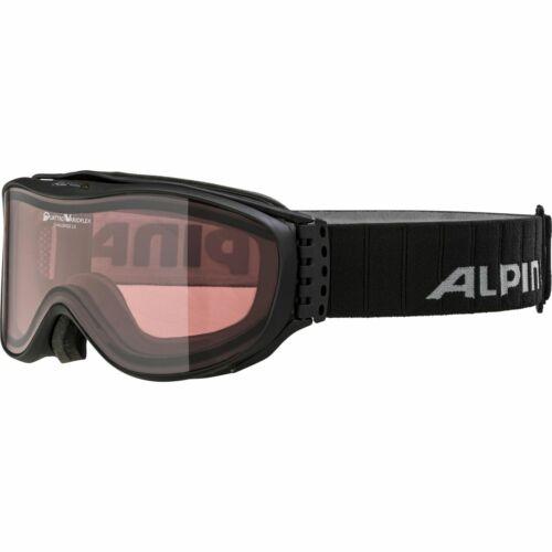 ALPINA Challenge 2.0 QV Black síszemüveg