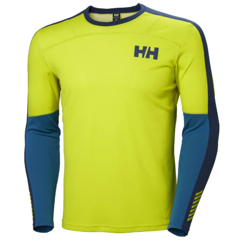HH Lifa Active Crew Sweet Lime aláöltöző
