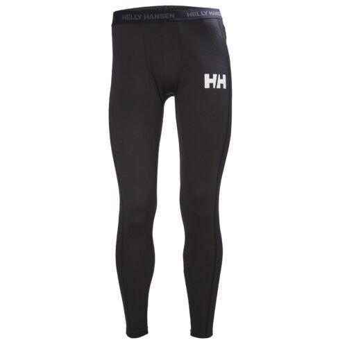 HH Lifa Active Pant Black férfi aláöltöző nadrág
