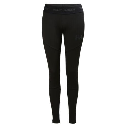HH W Lifa Active Pant Black női aláöltöző nadrág
