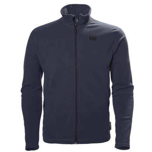 HH Daybreaker Fleece Jacket Graphit Blue férfi polár