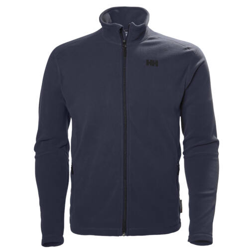 HH Daybreaker Fleece Jacket Graphit Blue férfi polár