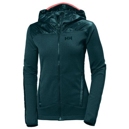 HH W ULLR Midlayer Jacket Midnight Gr. női pulóver