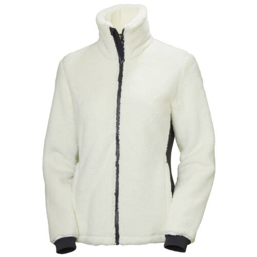 HH W Precious Fleece Off White női polár