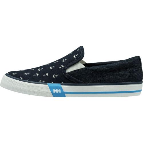 HH W Copenhagen Slip-On Navy női cipő
