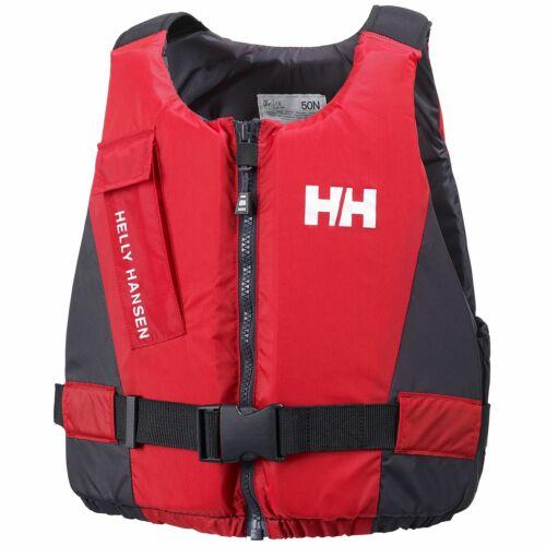 HH Rider Vest Red mentőmellény