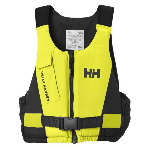 HH Rider Vest Yellow mentőmellény