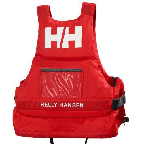 HH Launch Vest Alert Red mentőmellény