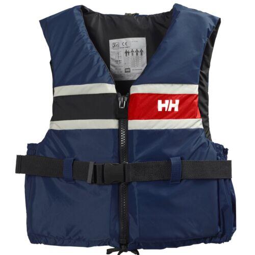 HH Sport Comfort Navy mentőmellény