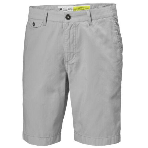 "HH Bermuda Shorts 10"" Grey Fog férfi short"
