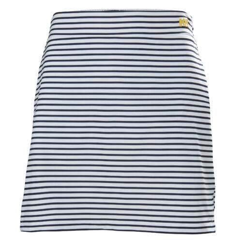 HH W Thalia Skirt Navy Stripe szoknya