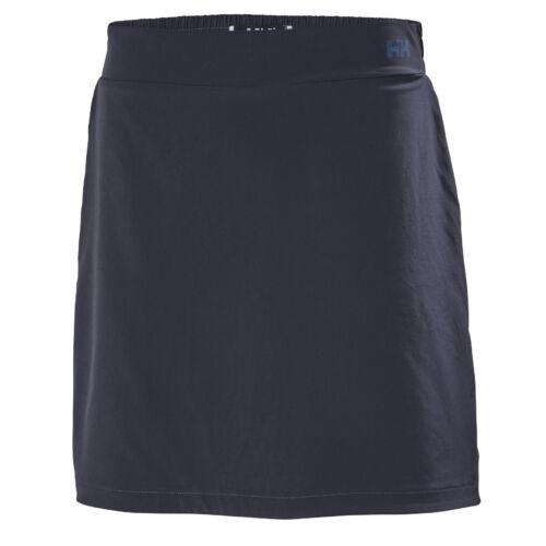 HH W Thalia Skirt Graphic Blue szoknya