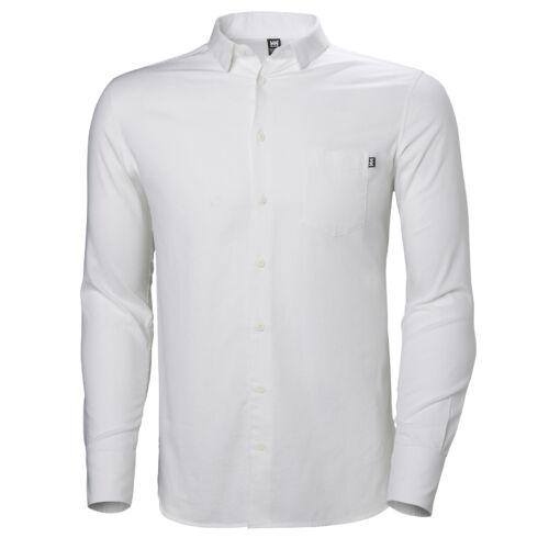 HH Crew Club LS Shirt White férfi ing