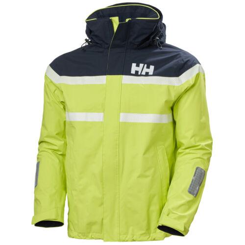 HH Saltro Jacket Azid Lime vitorlás kabát