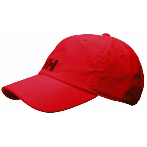 HH Logo Cap Red baseball sapka