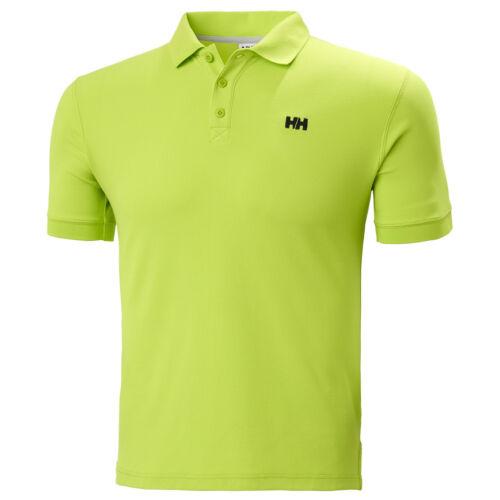 HH Driftline Polo Azid Lime férfi póló