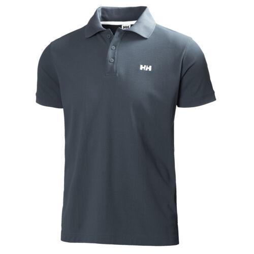 HH Driftline Polo Blue Mirage férfi póló